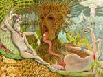 Entheogenic Garden of Eden-oil by brainwar23