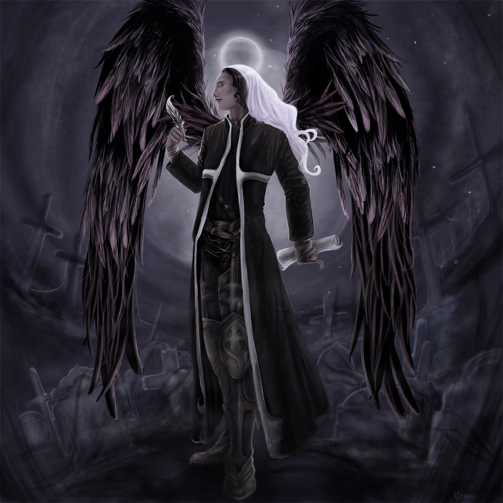 angel of death how to run