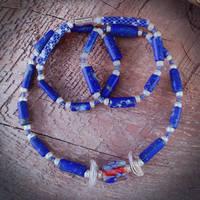 Royal Lapis Necklace
