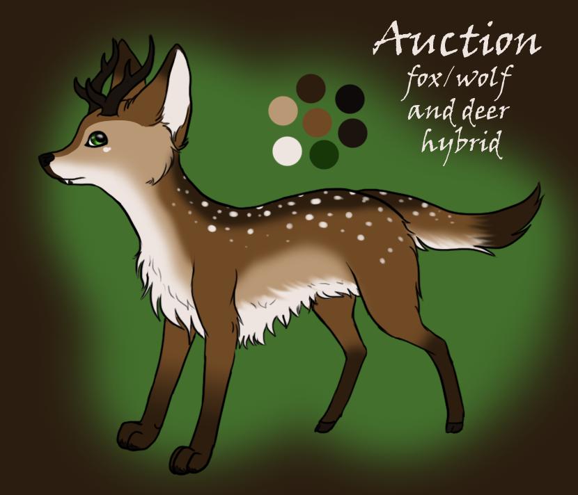 Image Gallery deer hybrid