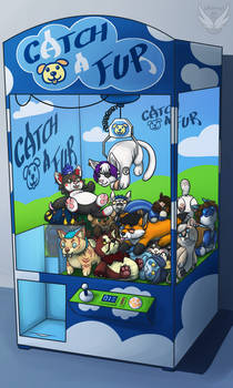 YCH - Claw Machine