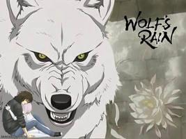 Wolf's Rain Wallpaper by StellaWerewolf