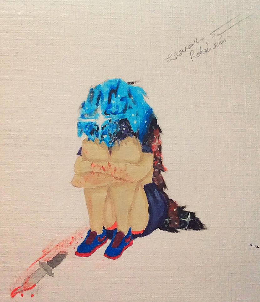 Universal depression by isaiahrobinson48