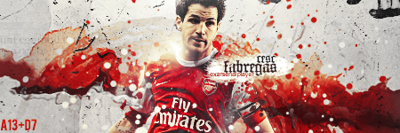Sign Fabregas by Domlex