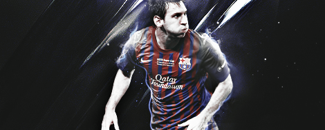 Messi by Domlex
