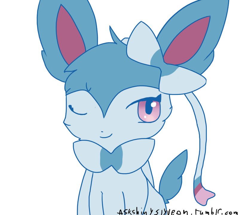 Ask Shiny Sylveon by Snow-ish on DeviantArt