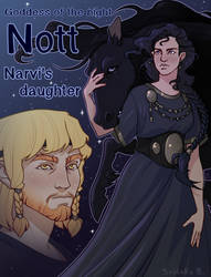 Nott | Goddess of the night by SaharaBern