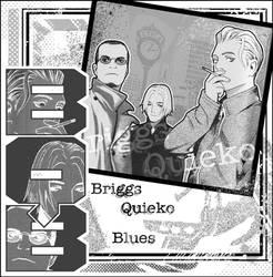 Quieko Blues- Album Art