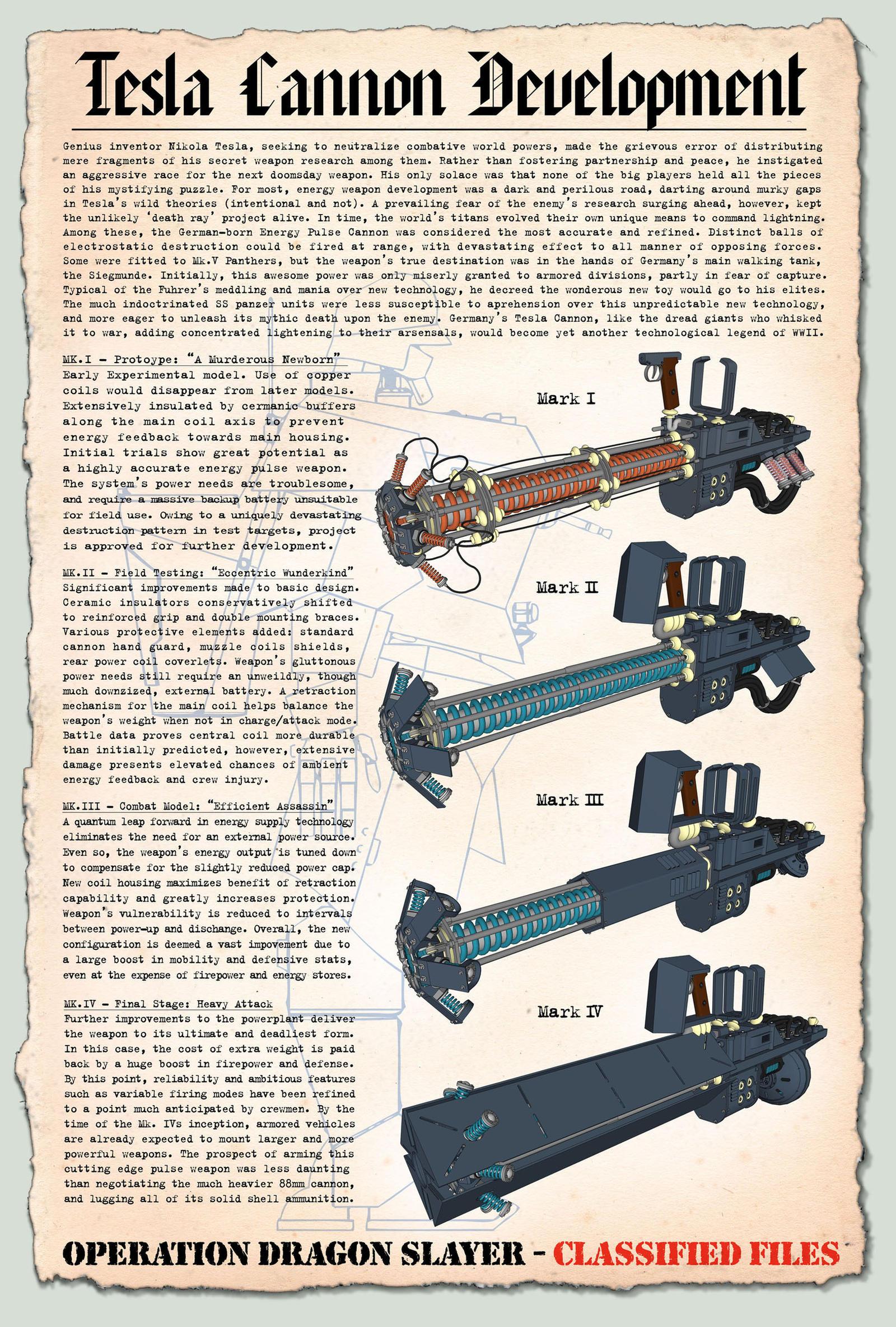 Tesla Cannon Collab by Rob-Cavanna on DeviantArt