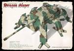 Jagdpanther Multiped