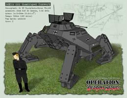 SdKfz Quad Convert by Rob-Cavanna