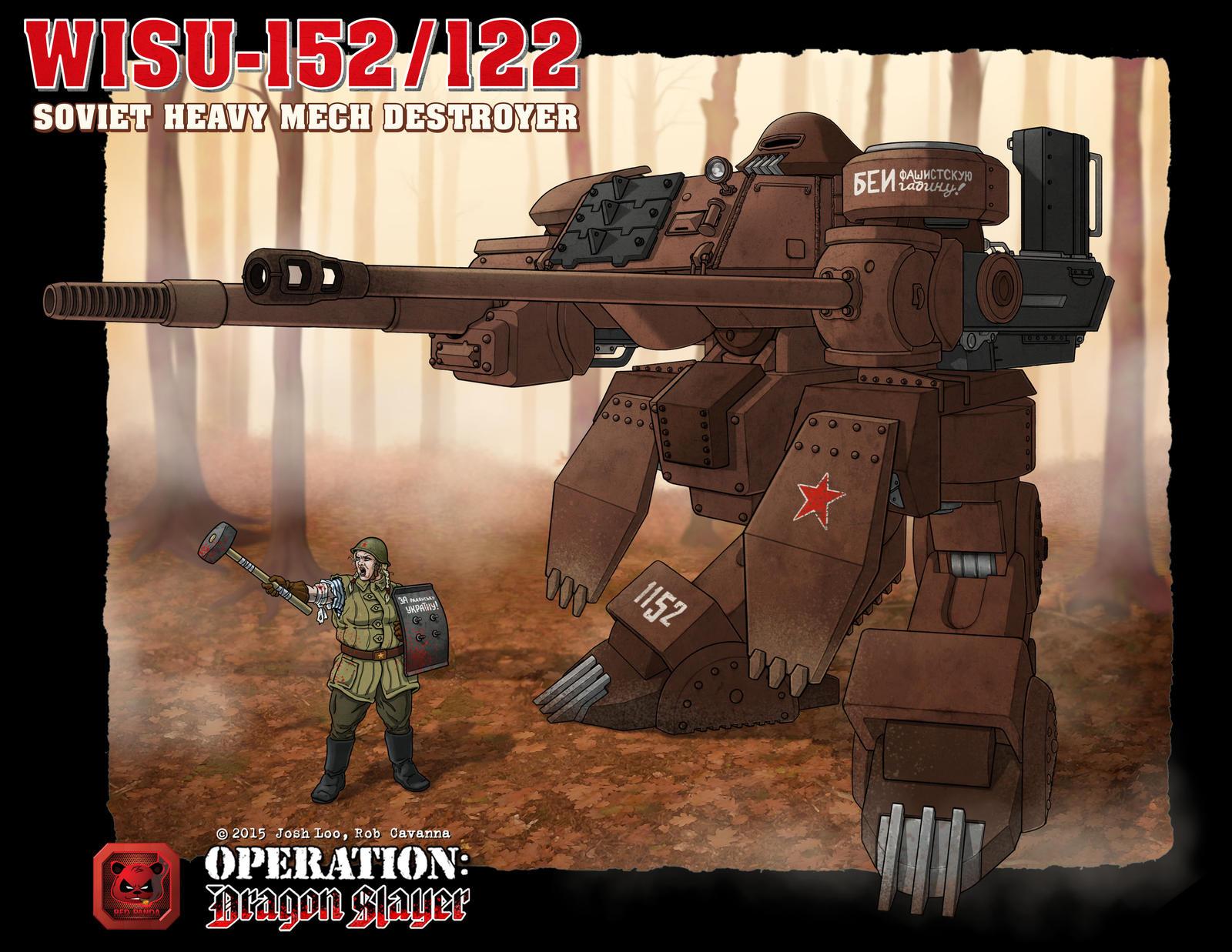 Heavy Soviet Destroyer: ROZA