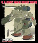 M6 Heavy Mech -WIP