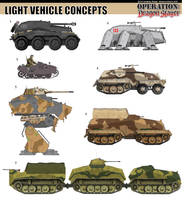 OPDS Light Vehicle Concepts by Rob-Cavanna