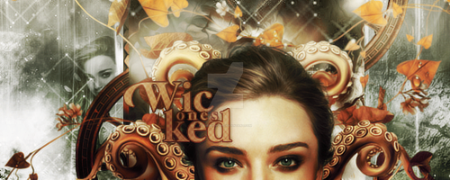 Wicked Ones Signature by divergensea