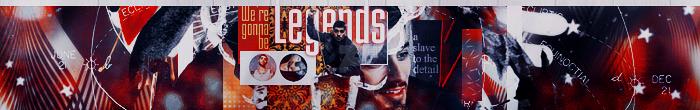 Legends Banner by divergensea