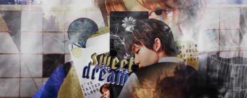 I'm No Sweet Dream Signature by divergensea