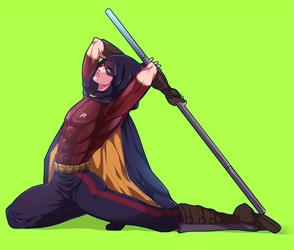 robin by ineedsomecake