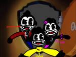 The loyde sibs! Brandon, Edgar and Lily! :3