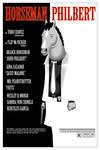 Bojack Horseman/Philbert - Scarface Poster Parody