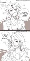 You Look Like Rika!
