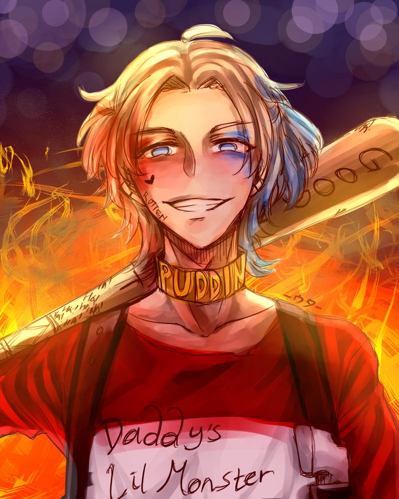 Harley King?? Lol By Tsukisuki-chama