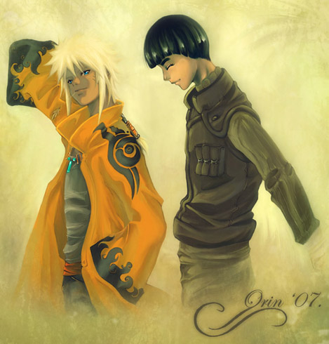 Naruto Art Gallery