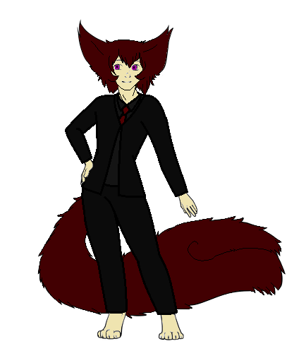 Gentleman Tailmouth Adopt (CLOSED) by RoseandherThorns