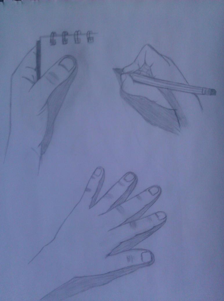 Hands! by RoseandherThorns