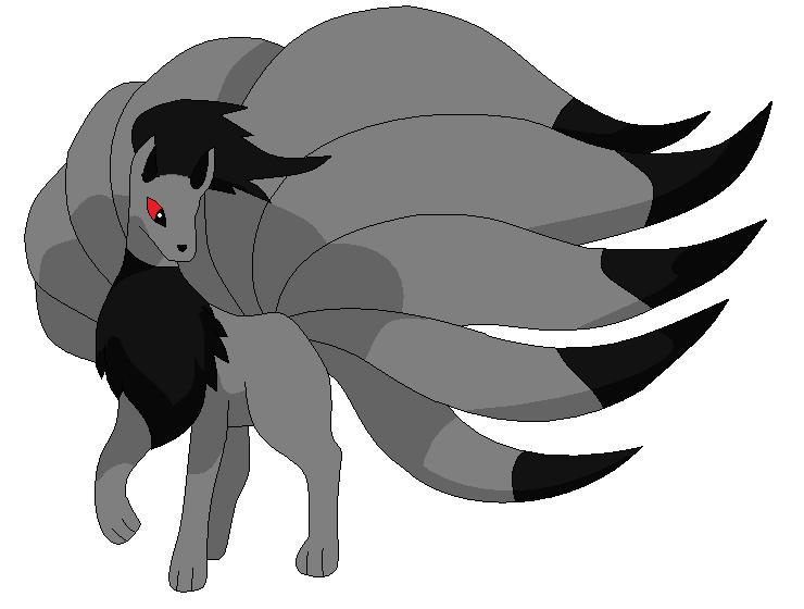 Ninetales Adopt by RoseandherThorns