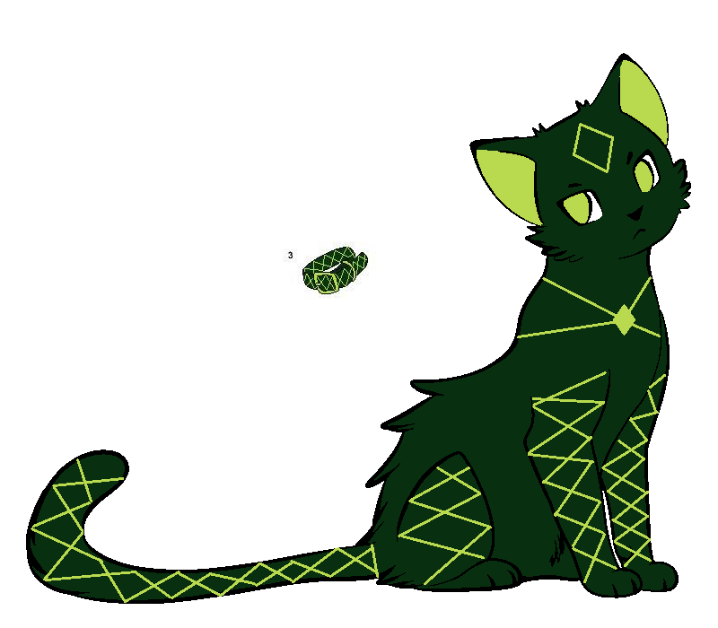 Cat for Artistic-Devil by RoseandherThorns