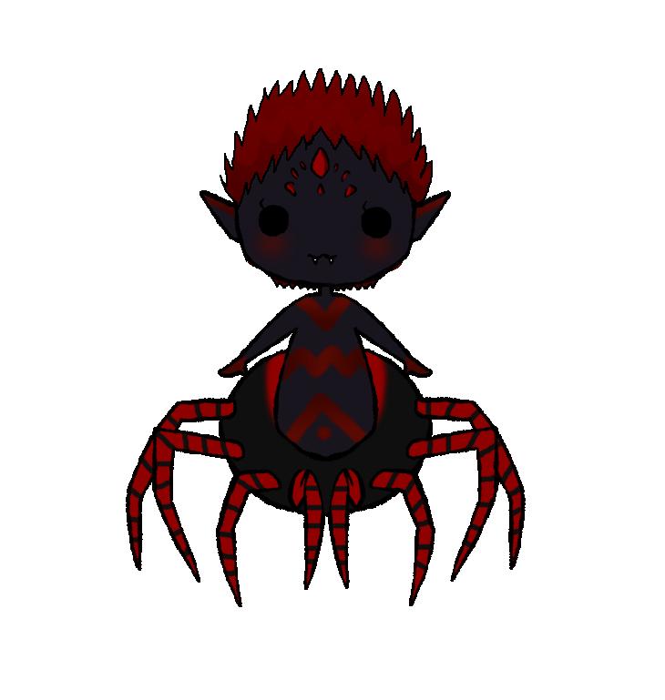 Spiderchild Adopt *Closed by RoseandherThorns