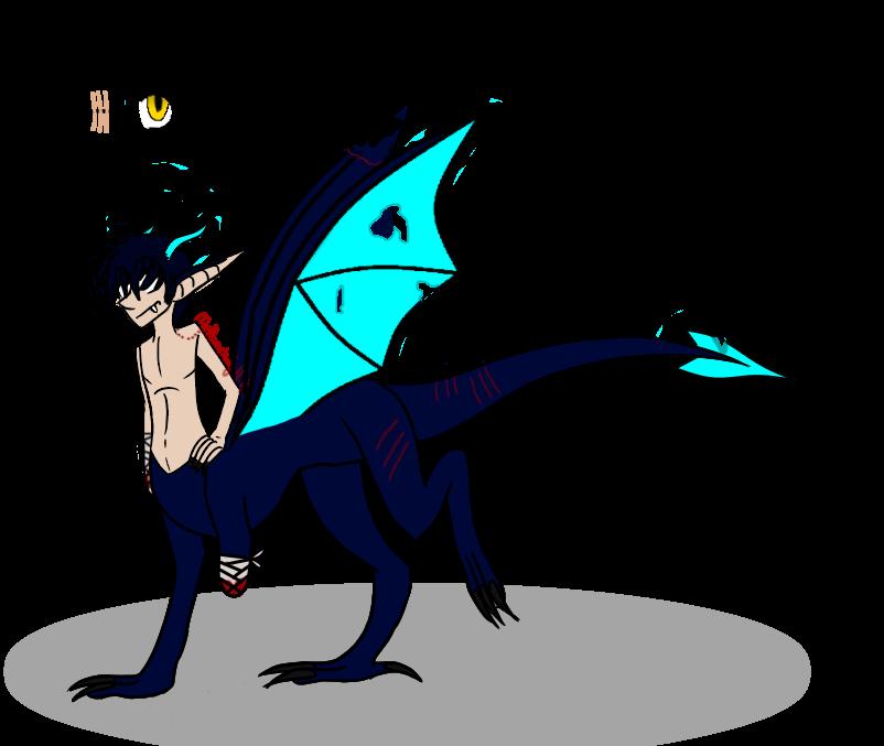 Injured Dragon adopt *CLOSED by RoseandherThorns