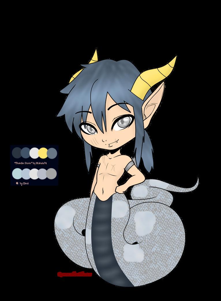 Custom for ElricTheDeer by RoseandherThorns
