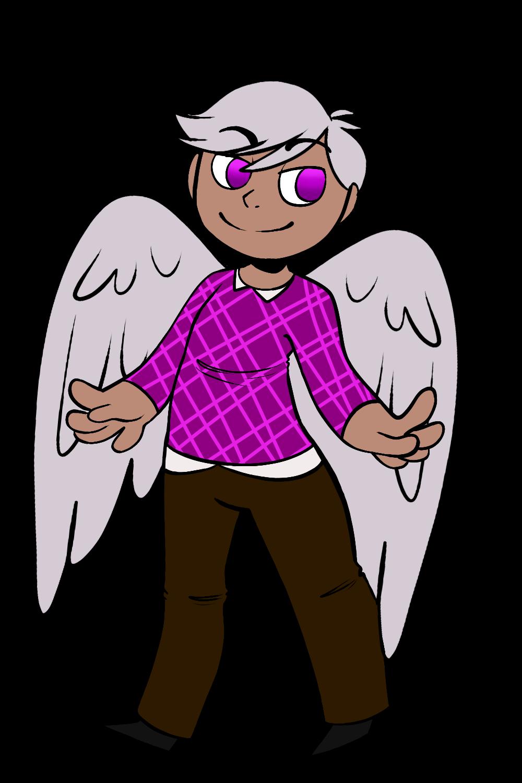 Angel adopt -CLOSED- by RoseandherThorns