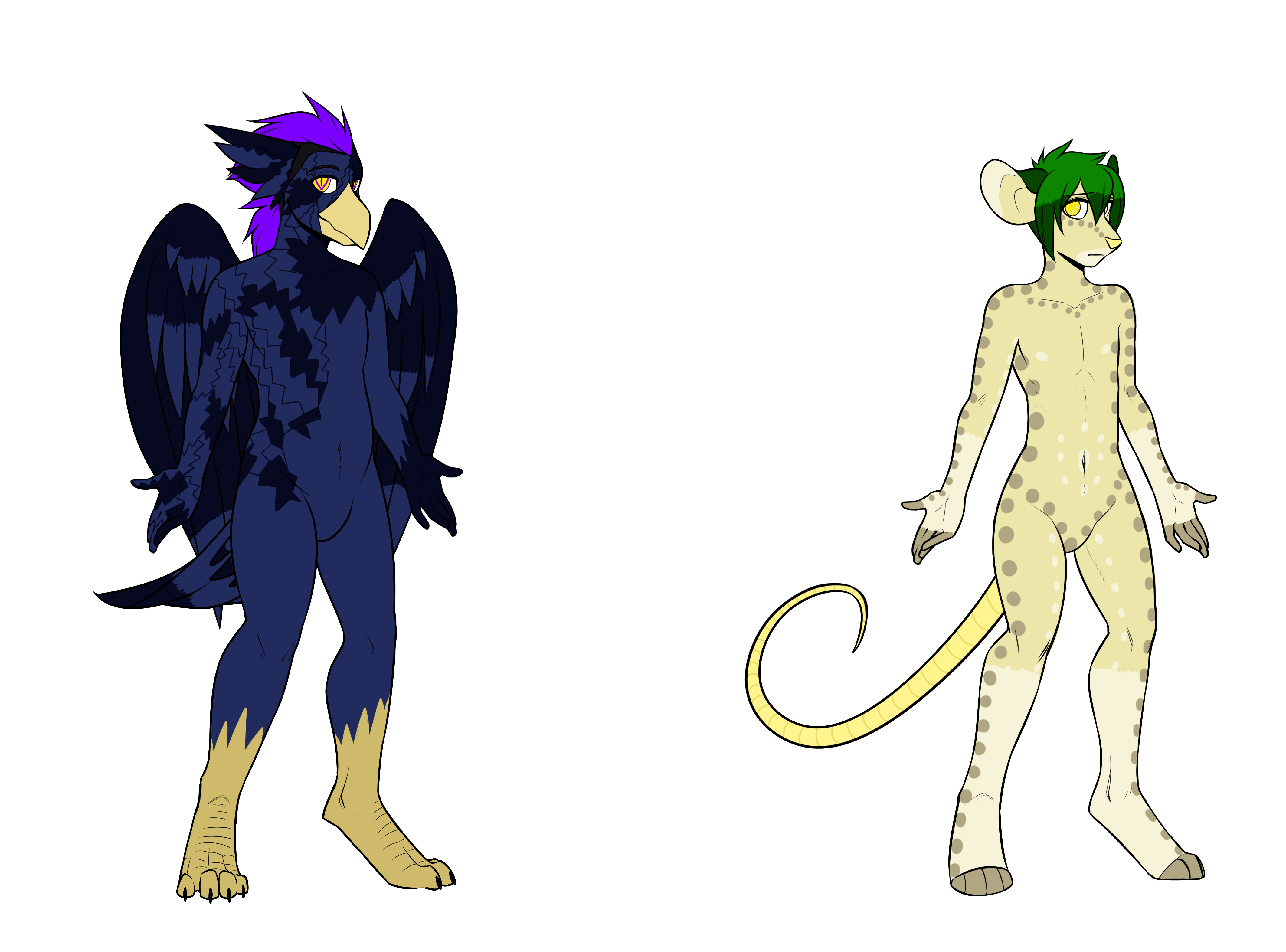 Collab adopts -open- (lowered) by RoseandherThorns