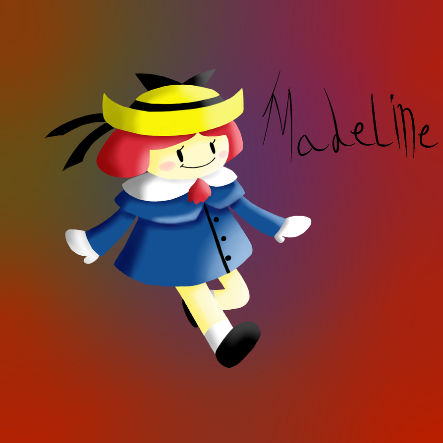 Madeline by baron-von-jiggly