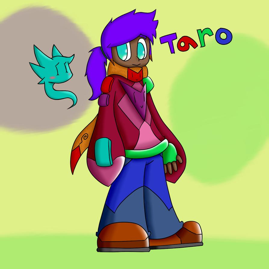 Taro by baron-von-jiggly