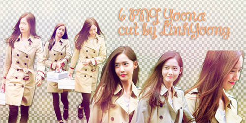06 PNGs Yoona-LinhYoong by LinhYoong