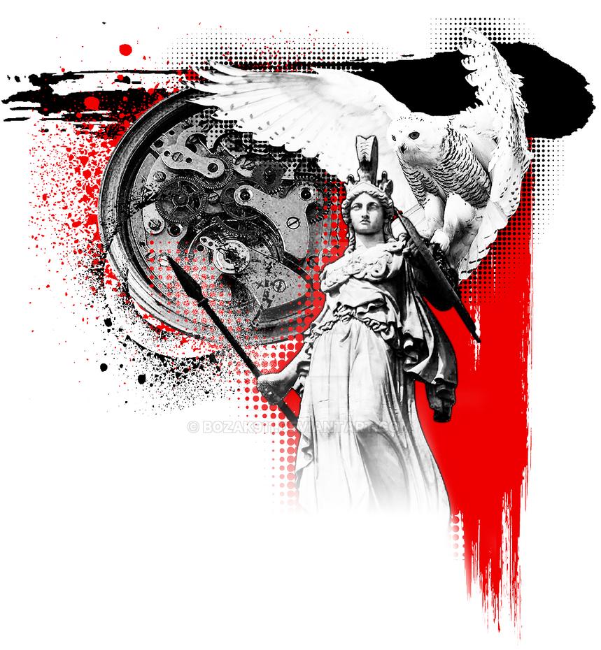 Trash Polka Skull By Mcrdesign On Deviantart: DeviantArt