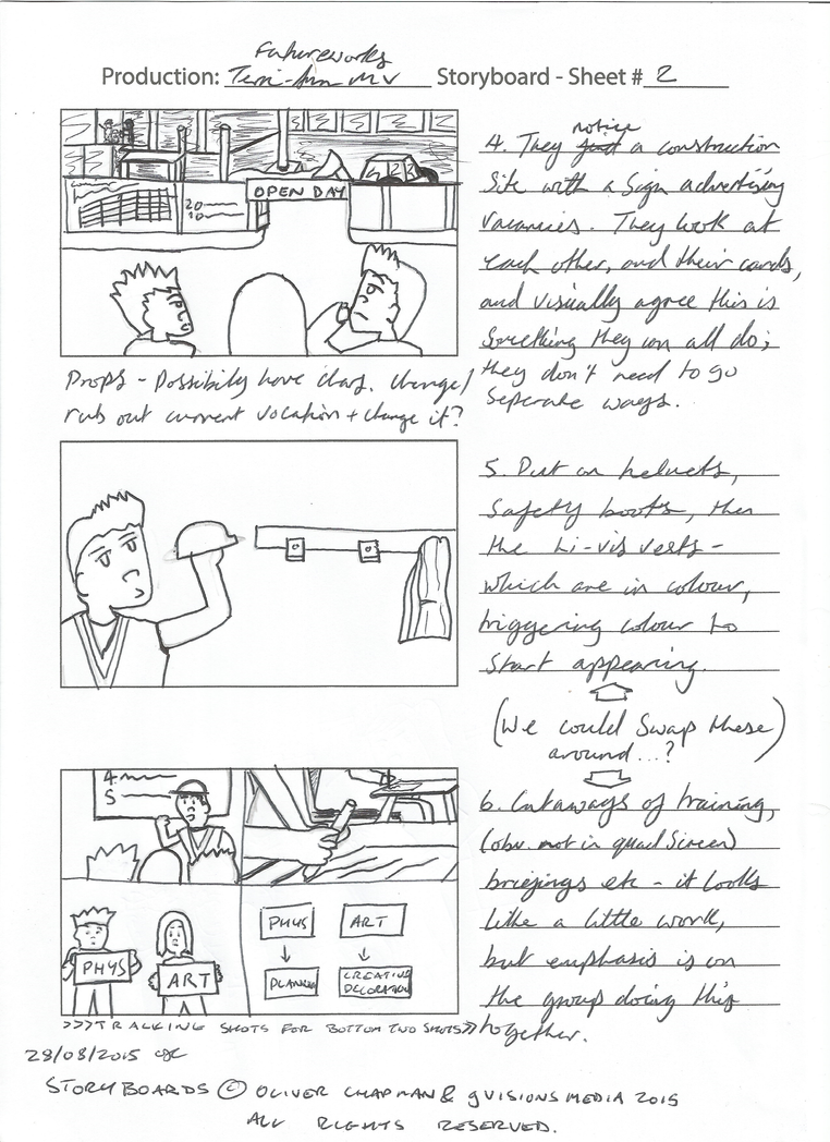 Storyboard: 'Building your future' (Page 2) by kwijiboenator