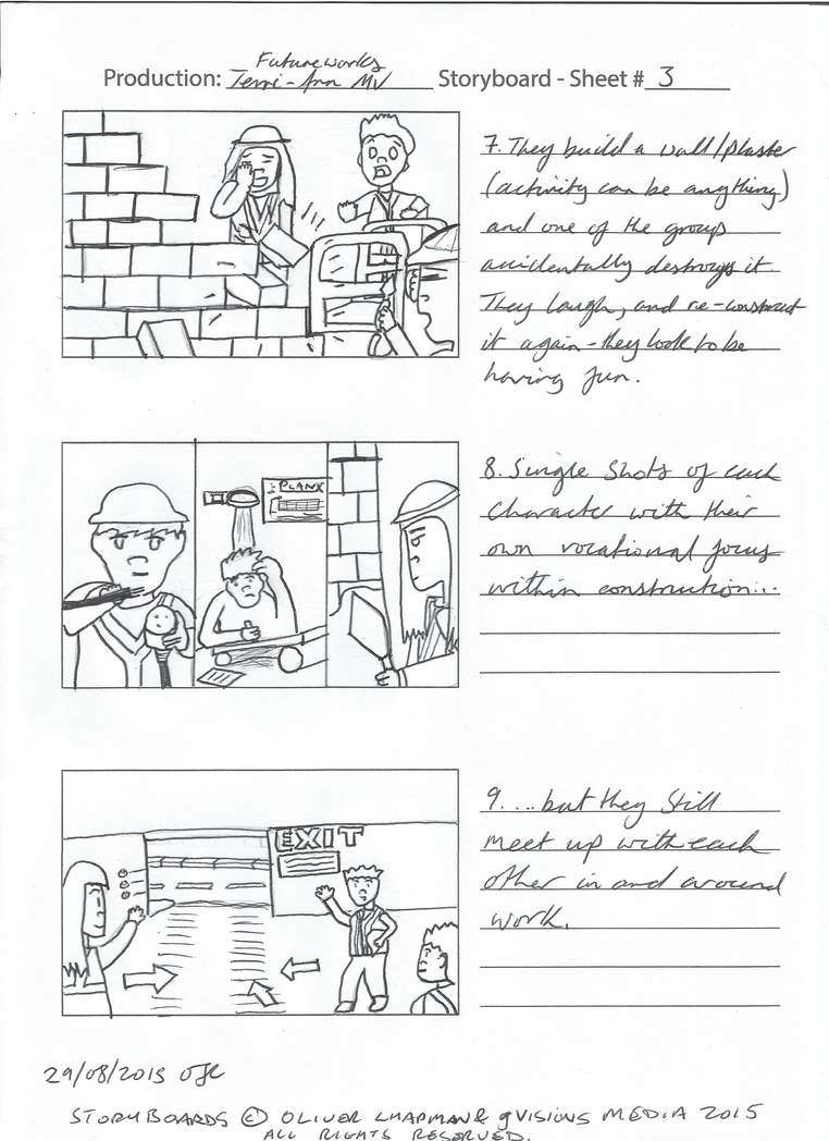 Storyboard: 'Building your future' (Page 3) by kwijiboenator