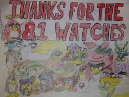 Thanks for the 89 watches!!! by OOJW801