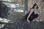 Black Dress I