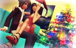 Christmas Eleven- Santa Baby