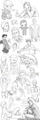 Supernatural collage 6