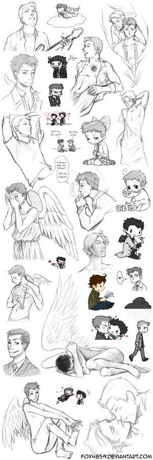 Supernatural collage 10