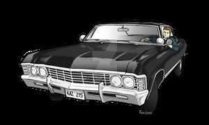 Dean+Impala Commission