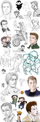 Supernatural collage 12
