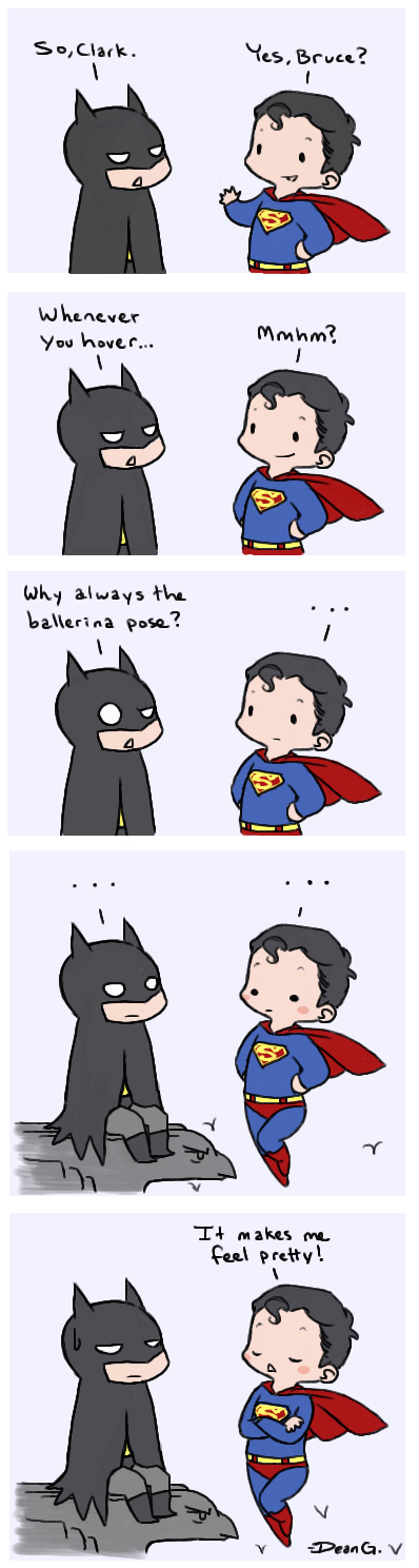 So Clark... by DeanGrayson
